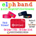 Elph band & $125 Target Gift Card Giveaway