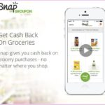 Oh SNAP! Grab That Cash Back Offer from Groupon