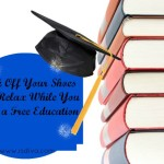Kick Off Your Shoes and Relax While You Earn a Free Education