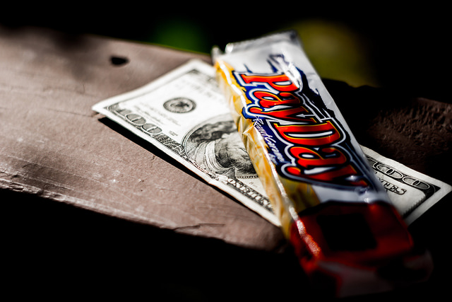 Payday candy and money ISDIVA