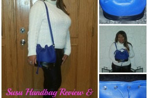 Fabulous SUSU Purse Review & Giveaway  Main