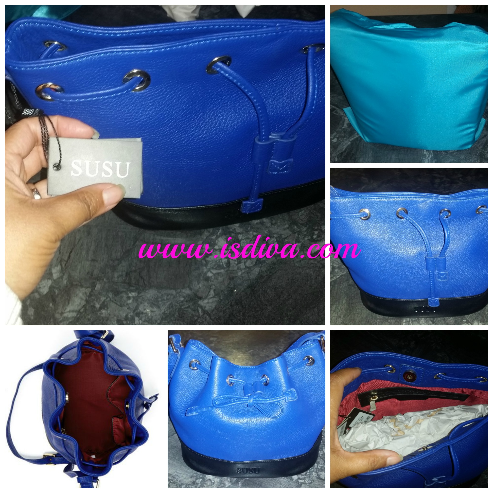 Fabulous SUSU Purse Review & Giveaway Total Package