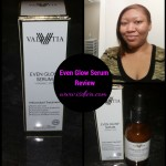 Even Glow Serum – 20% Vitamin C by #‎ValentiaSkinCare‬ #Review