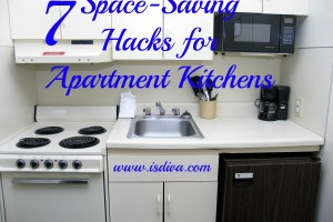 7 Space-Saving Hacks for Apartment Kitchens