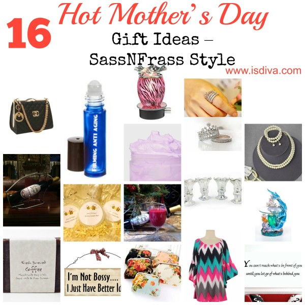 Here are 16 Hot Mother's Day Gift Ideas – SassNFrass Style if you haven't had a chance to shop yet.