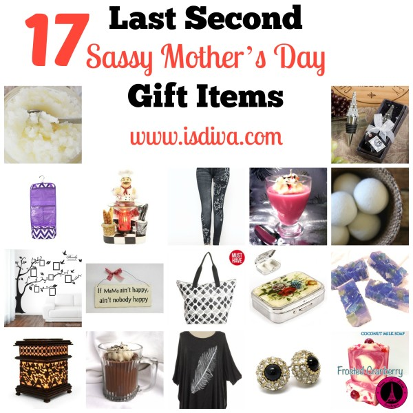 17 Last Second Sassy Mother's Day Gift Items