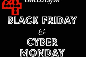 Check out these four tips for black Friday and cyber Monday shopping.