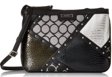Nine West Glitter Mob LG Cross-Body Bag