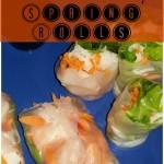 Vietnamese (Shrimp) Spring Rolls