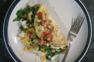 If you want a change of pace for breakfast, lunch, or dinner, try this southern version of an omelet by just adding in shrimp recipe.