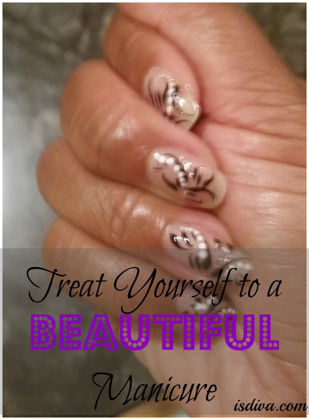 Treat Yourself to a Beautiful Manicure. Here are a few tips and reasons on why you should treat yourself to a beautiful manicure.