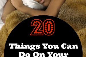 20 Things You Can Do On Your Day Off Work