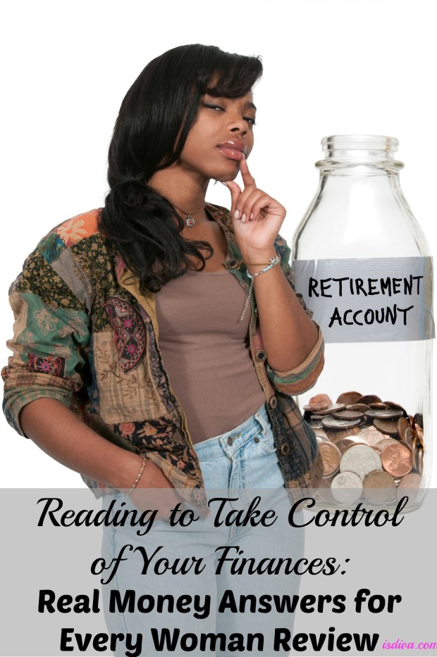 Check out my review of Real Money Answers for Every Woman by Patrice Washington and a few tips of my own of improving your finances. It can be done ladies!