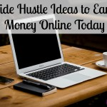 5 Side Hustle Ideas to Earn Money Online Today