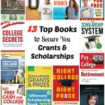 Top 13 Books to Secure You Grants and Scholarships