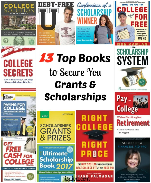 If you are in need of grants and scholarships to start school or return, there are vast resources available in these thirteen books. Find out how you can afford to go back to school with little to no debt.