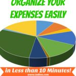 Organize Your Expenses Easily in Less than 10 Minutes!