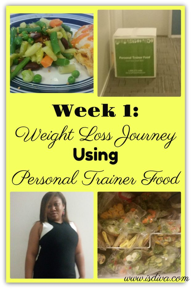 Week 1: Weight Loss Journey Using Personal Trainer Food #Review Check out my #review and #weightlossjourney using #PersonalTrainerFood. This is a lifestyle #transformation by using a fantastic #mealdelivery plan.