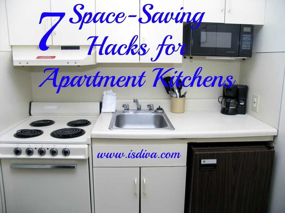 7 Space-Saving Hacks for Apartment Kitchens - Independent ...